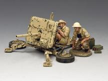 2-Pounder Anti Tank Gun
