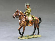 French Cavalry Officer (Mounted)