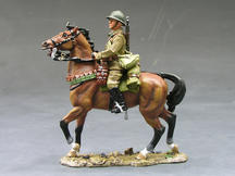 French Cavalry Trooper (Mounted)