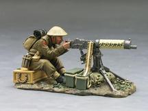 British Vickers Machine Gun Set