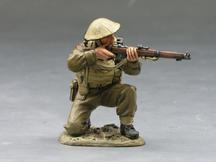 Br. Kneeling Firing Rifleman