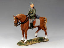German Mounted Adjutant