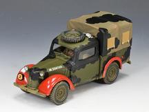 Austin Utility Light Truck (Bomb Disposal)