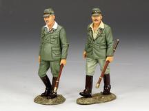 General Yamashita & Staff Officer Sugita