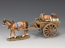 The Refugee Horse & Cart