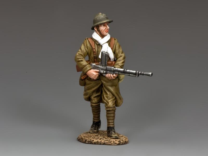 Marching Machine Gunner