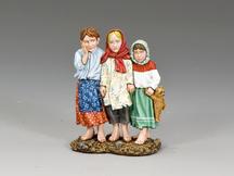 Three Russian Children