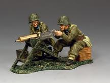 MG08 Machine Gun Team