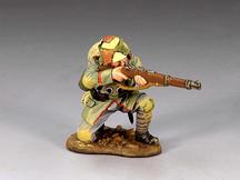 Kneeling Firing Rifleman