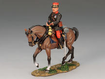 French Mounted Officer