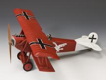 Fokker DVII Leut. August Raben Jasta 18