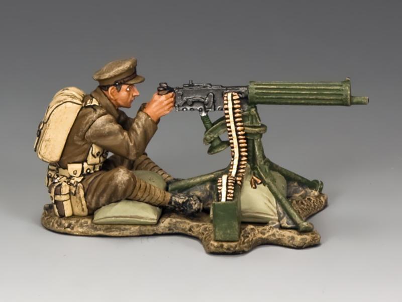 Vickers Machine Gunner