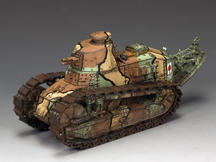 The Renault FT-17 Tank
