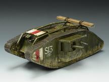 British Mk.IV Tank