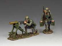 Maxim Machine Gun Set