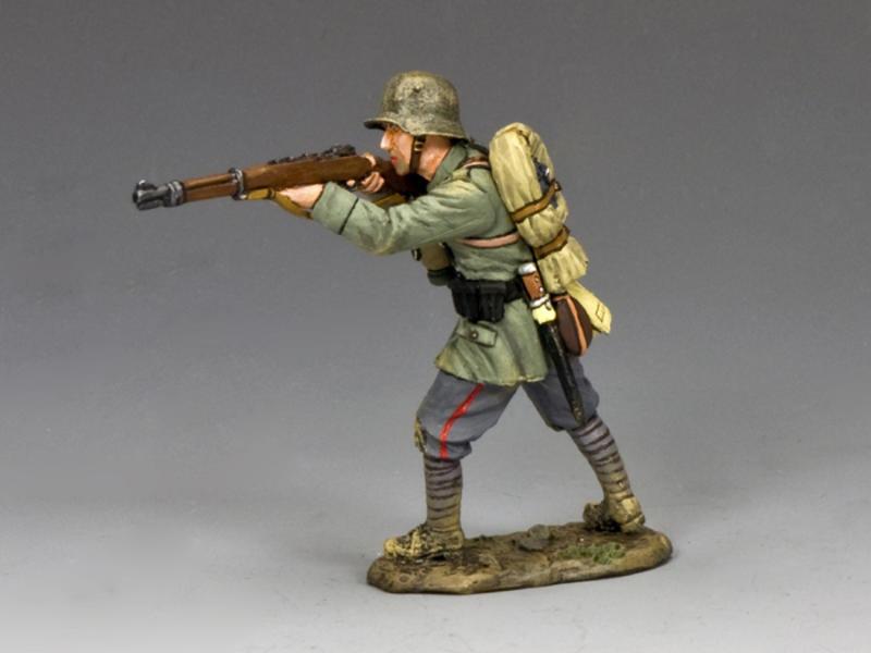 Standing Firing Rifleman