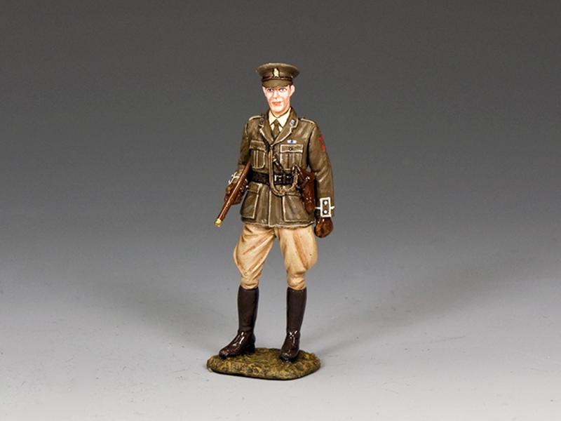 Lieutenant George