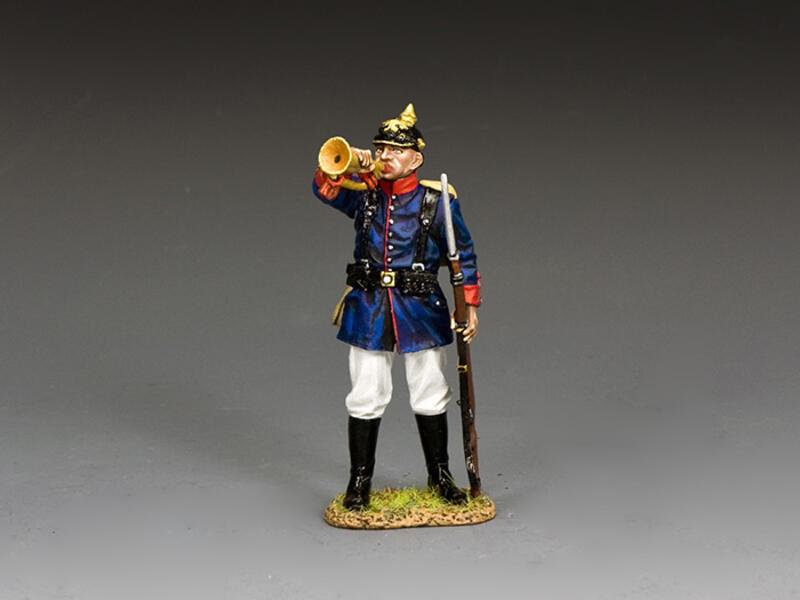 Prussian Line Infantry Rifleman / Bugler