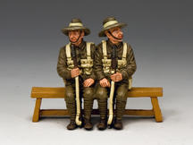 Sitting Anzacs Set #1 (New South Wales)