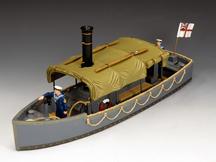 Royal Navy Steam Launch