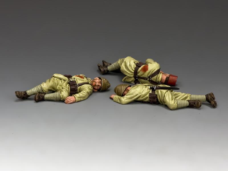 Turkish Casualties