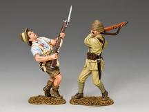 Defending the line, Gallipoli 1915