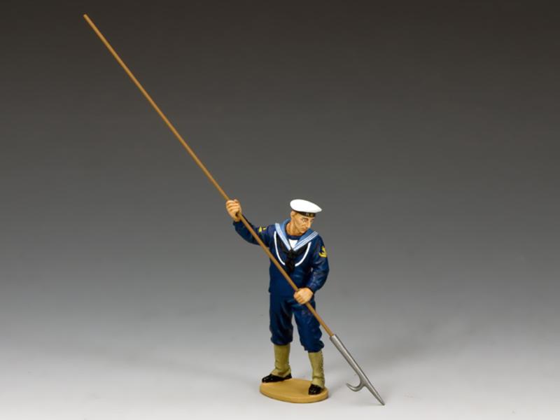 Sailor w/Boathook