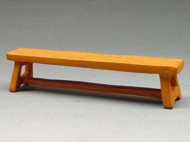 Traditional Chinese Bench (matt)