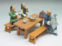 The Tea House Set