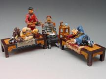 The Opium Smokers Set
