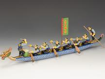 """The Victors' Dragon Boat"" (Gloss)"