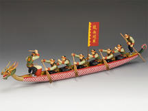 """The Champions' Dragon Boat"" (Gloss)"