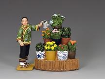 Flower Stall Set