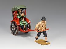 The Running Rickshaw