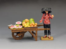 The Fruit Seller Set (Gloss)
