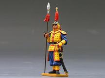 Standing Guard w/Spear