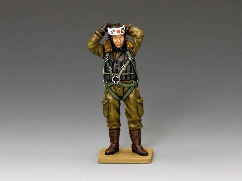 Imperial Navy Pilot w/ Headband