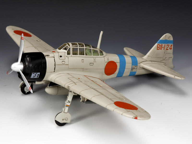"The A6M Mitsubishi ZERO"" (1JNS ""Hiryu"" version)"