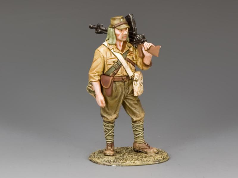 Standing Machine Gunner