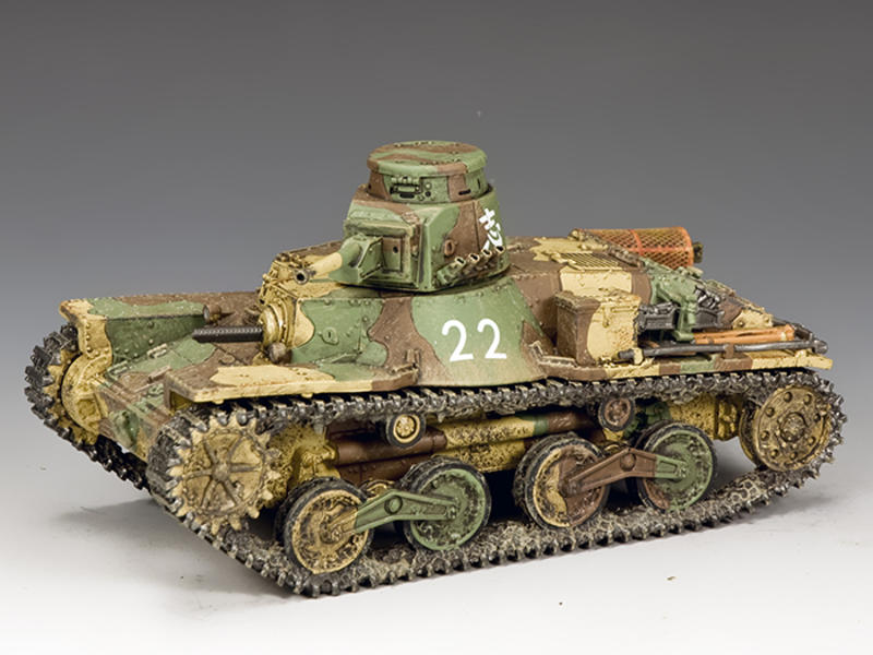 """Type 95 'Ha-Go Light Tank"" (2nd Version)"