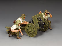 The Japanese Light Howitzer & Crew