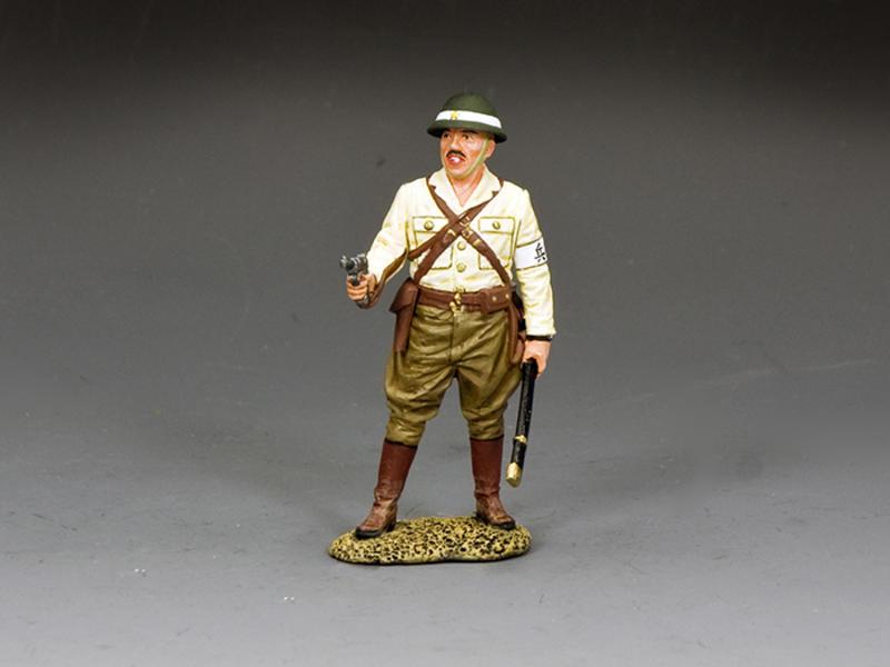 Kenpeitai Officer