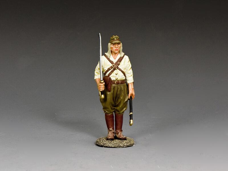 Japanese Sergeant w/Sword