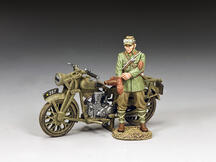 I.J.A. Dispatch Rider