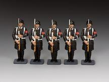 Leibstandarte On Parade #1
