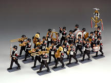 The Leibstandarte Adolf Hitler Regimental Band