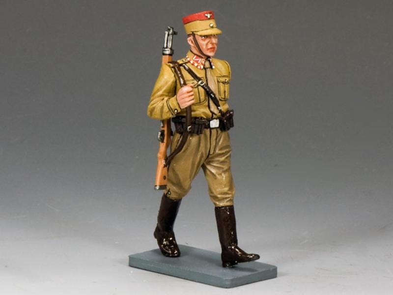 SA Man Marching w/ Rifle
