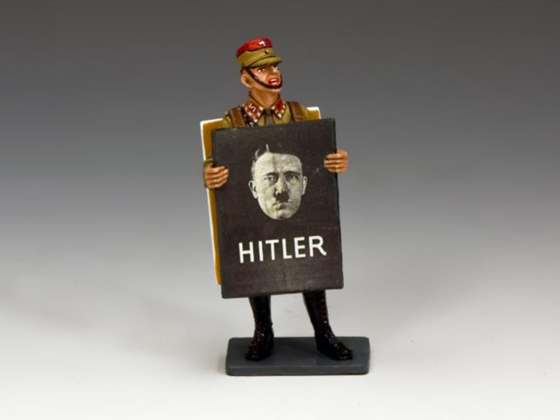 """Vote For Hitler!"" #1"