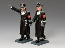 """Himmler & Heydrich... The Deadly Duo"" (black version)"