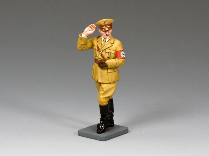 Der Fuhrer on inspection